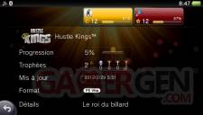 Hustle Kings trophees 23.03.2012