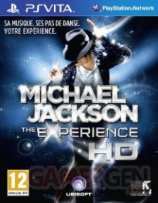 michael jackson the experience jaquette