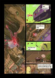 gravity rush daze days bande dessinee comic 02