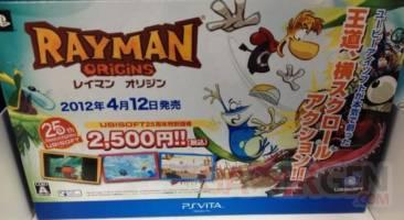 Rayman Origins 04.03.2012
