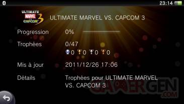 Ultimate Marvel Vs Capcom 3 liste des trophees 26.12 (46)