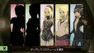 Gravity daze rush DLC 28.02