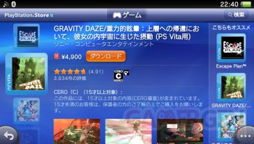 Gravity Rush daze vote 06.03.2012