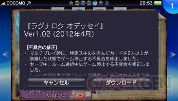 Ragnarok Odyssey 05.04.2012