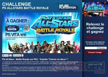 PlayStation All Stars concours 08.01.2013.