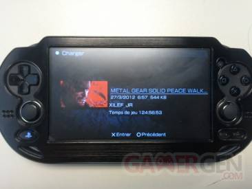Metal Gear Solid Peace Walker HD PSVita 27.03.2012