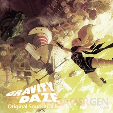 Gravity Rush Daze OST 23.03.2012
