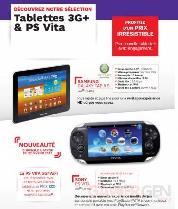 Offre SFR Tarifs information 07.02.2012