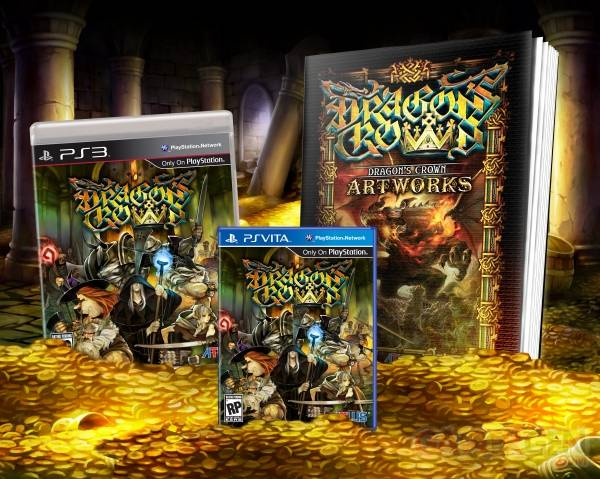 Dragon's Crown jaquettes artbook 10.05.2013 (1)