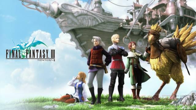 Final Fantasy III 03.09.2012.