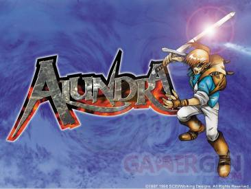 Alundra PSOne classics 27.08.2012