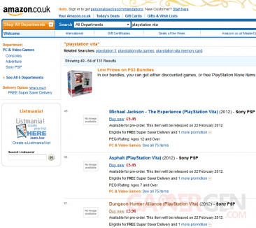 amazon uk playstation vita jeux pas chers
