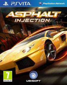 Asphalt Injection jaquette cover 12.07.2012