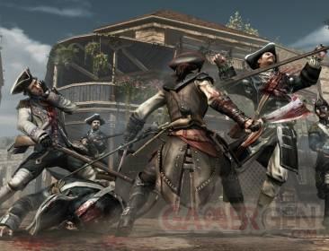 Assassin's Creed 3 III Liberation PS Vita