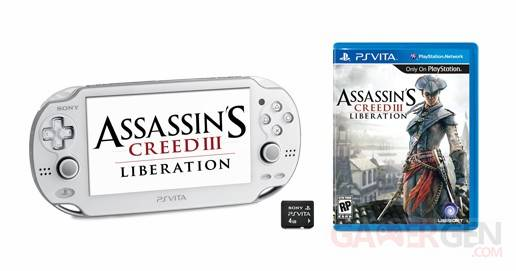 assassin's creed iii liberation bundle.