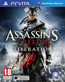 Assassin's Creed III Liberation jaquette couverture 20.07