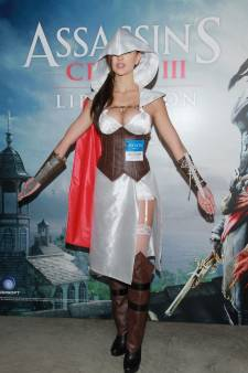Assassin's Creed III Liberation soirŽe 14