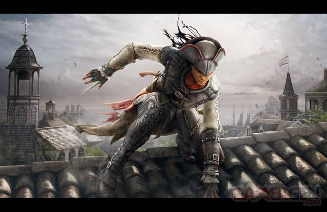 Assassin's Creed Liberation concept art 02.10.2012 (4)