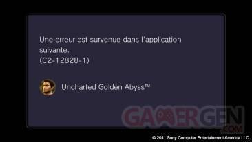 BUGS Uncharted Golden Abyss captures screenshots PSVita 008