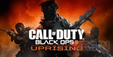 Call of Duty Black Ops II Uprising 10.07.2013.