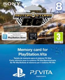 Carte memoire 8 go motorStorm RC 12.11.2012.