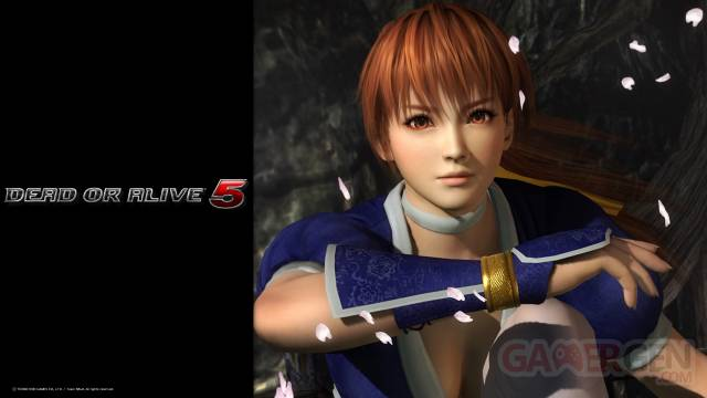 dead or alive 5 kasumi 03.07.2013.