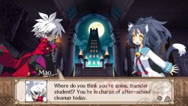 Disgaea 3 Absence of Detention images screenshots 030