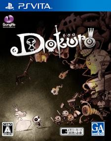 Dokuro jaquette japonaise 27.04.2012