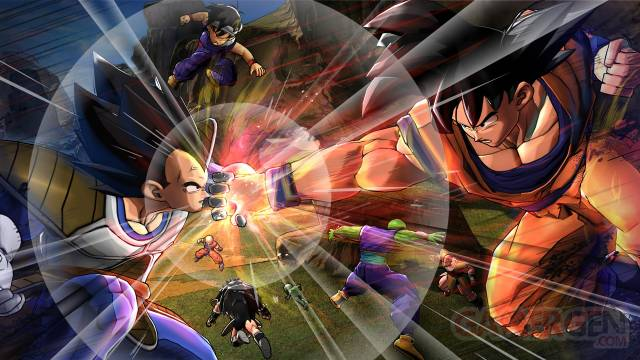 Dragon Ball Z Battle of Z 21.06.2013 (2)