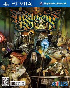 Dragon's Crown jaquette couverture psvita 02.05.2013