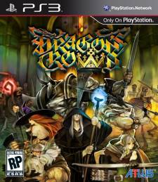 Dragon's Crown jaquettes artbook 10.05.2013 (2)