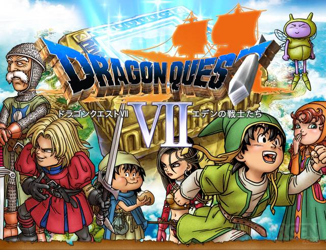 Dragon Quest VII 13.02.2013