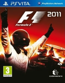f1 2011 jaquette