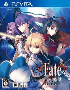 Fate stay night realta nua jaquette covers 30.10.2012.