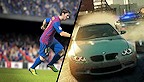FIFA 13 Need For Speed most Wanted logo vignette 11.07.2012