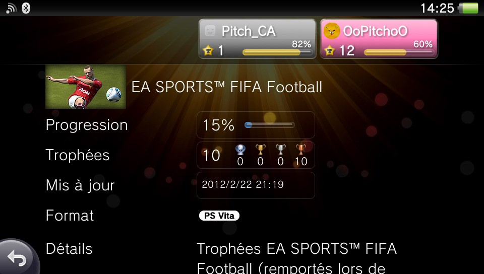 FIFA Football trophŽes images 001