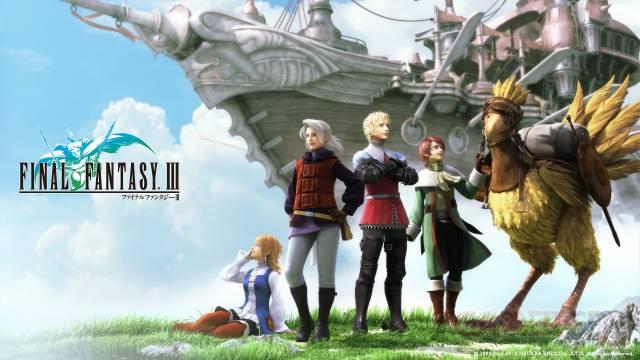Final Fantasy III 27.09.2012.