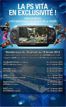 GAME PlayStation Vita Fast Pass