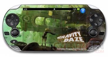 Gravity Daze skin 1