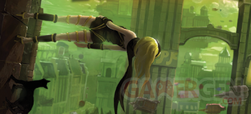 Gravity Rush box art cover jaquette US ban