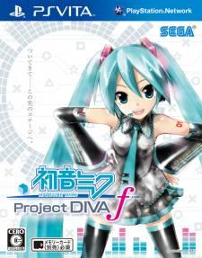 Hatsune Miku Project Diva F jaquette 05.06
