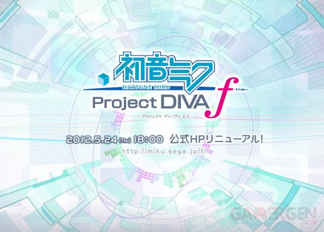 Hatsune Miku Project Diva F site 23.05