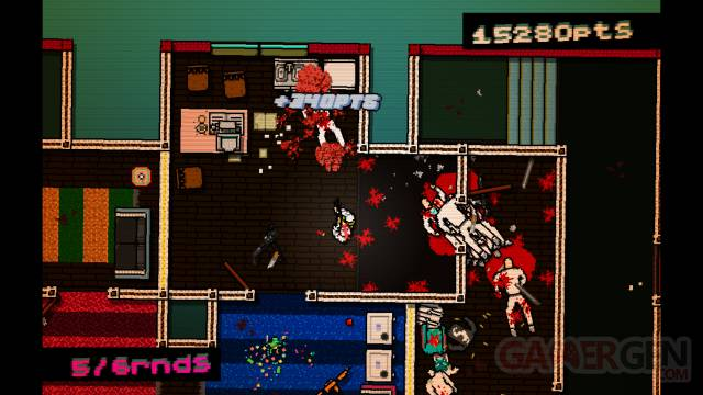 Hotline Miami 30.10.2012.