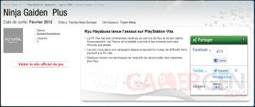 image-screenshot-fiche-jeu-ninja-gaiden-sigma-plus-27112011