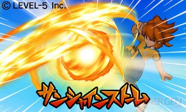 Inazuma Eleven GO 2 Chrono Stone