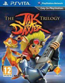 Jak and Daxter Trilogy jaquette psvita 29.05.2013.