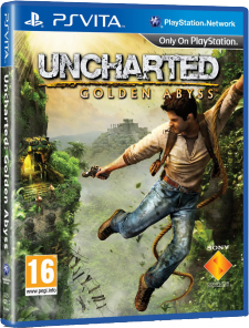 jaquette Uncharted Golden Abyss PSVITA