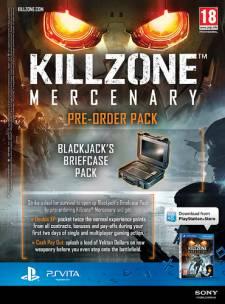 Killzone Mercenary bonus précommande 1