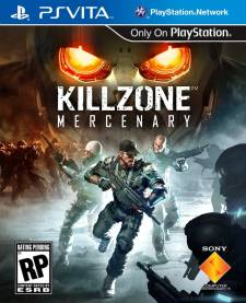 Killzone Mercenary jaquette cover 01.02.2013.