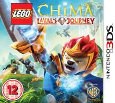 LEGO Legends of Chima jaquette 3DS 20.05.2013.
